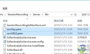 Citrix Session Recording 1912 —— 4.Session Recording Web Player